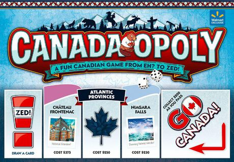 Canada-opoly - image 1 of 3