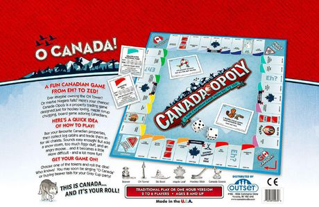 Canada-opoly - image 2 of 3