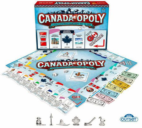 Canada-opoly - image 3 of 3
