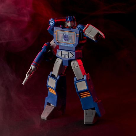 Transformers R.E.D. [Robot Enhanced Design] The Transformers G1 Soundwave, Non-Converting Figure - Ages 8 and Up, 6-inch - image 7 of 7