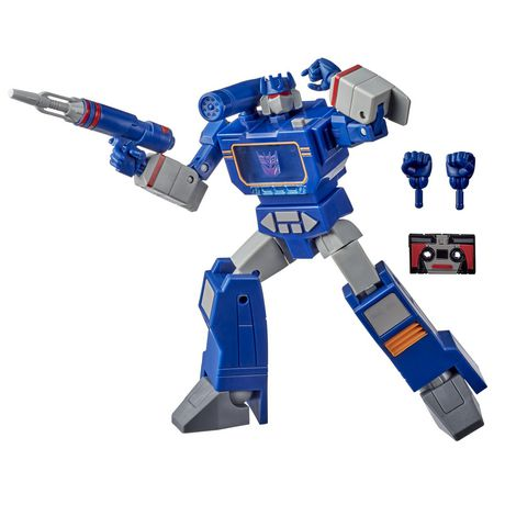 Transformers R.E.D. [Robot Enhanced Design] The Transformers G1 Soundwave, Non-Converting Figure - Ages 8 and Up, 6-inch - image 2 of 7
