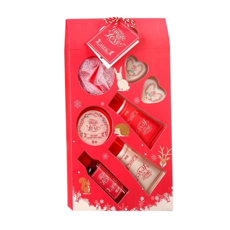 Always Made With Love Bath Gift Set in Paper Box - image 1 of 1