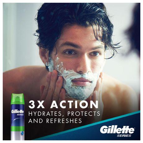 Gillette TGS Series Shave Gel Sensitive - image 6 of 6