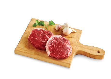 AAA Angus Beef Striploin Steak Medallions, Your Fresh Market - image 3 of 3