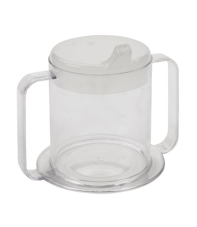 Drive Medical Lifestyle Essentials Lifestyle 2-Handle Cup - image 1 of 2