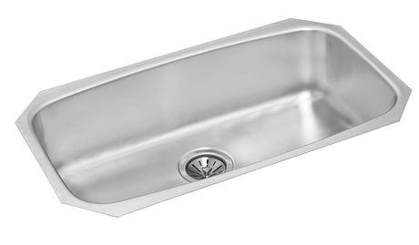 Wessan Single Bowl Kitchen Sink   Walmart Canada