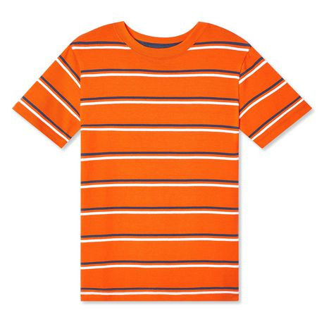 George Boys' Short Sleeve Striped T-Shirt - image 1 of 2