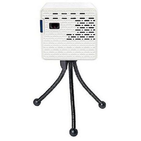 AAXA – Projecteur de poche Pico DEL 720P HD, 1280 x 720, blanc (KP-102-01) - image 3 de 4