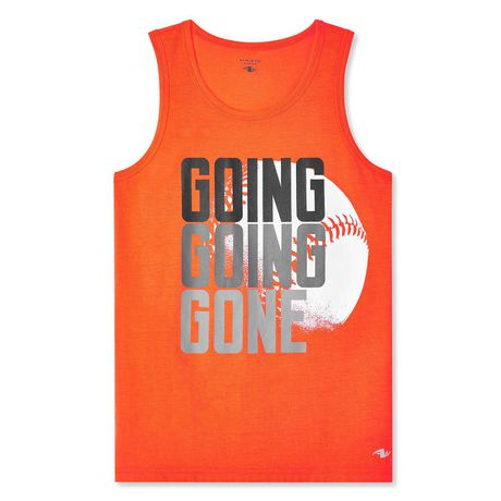 Athletic Works Boys' Graphic Tank Top - image 1 of 2