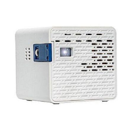 AAXA – Projecteur de poche Pico DEL 720P HD, 1280 x 720, blanc (KP-102-01) - image 4 de 4