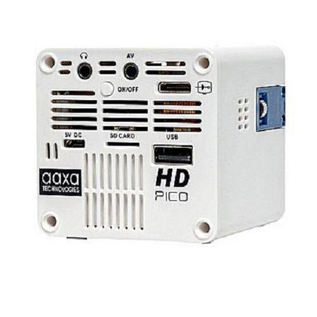 AAXA – Projecteur de poche Pico DEL 720P HD, 1280 x 720, blanc (KP-102-01) - image 2 de 4