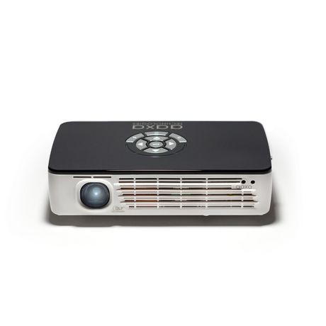 Aaxa P700 Pro Hd Led Pico Projector 70 Min Battery Wifi