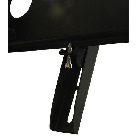 TygerClaw Monture murale à mouvement complet pour téléviseur à écran plat de 32 pouces à 70 pouces (LCD4072BLK) - image 4 de 5