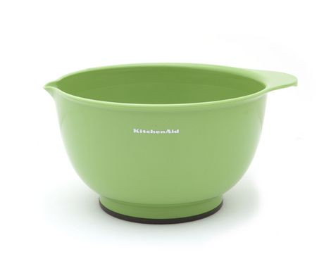 kitchenaid mixing bowl 3 3 l apple green walmart canada