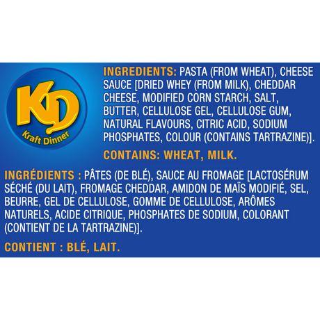Kraft Dinner Extra Creamy Macaroni & Cheese - image 4 of 8