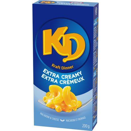 Kraft Dinner Extra Creamy Macaroni & Cheese - image 7 of 8