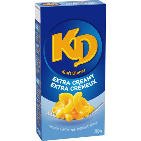 Kraft Dinner Extra Creamy Macaroni & Cheese - image 6 of 8