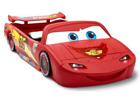 Disney Pixar Cars Lightning Mcqueen Convertible Toddler To