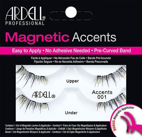 a38f181df93 Ardell Magnetic Eyelashes - Accents 001 - image 1 of 1 ...