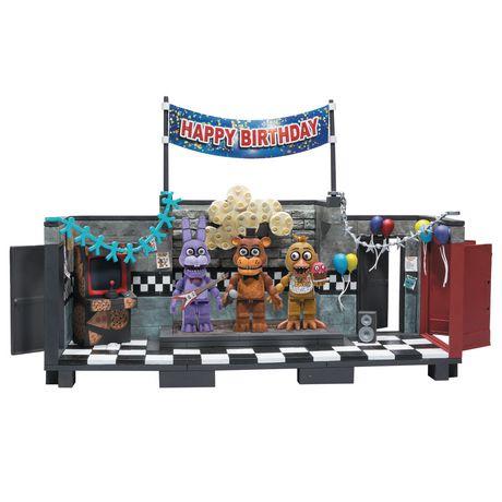 Ensemble de construction Five Nights at Freddy's - Scène de spectacle - image 2 de 2