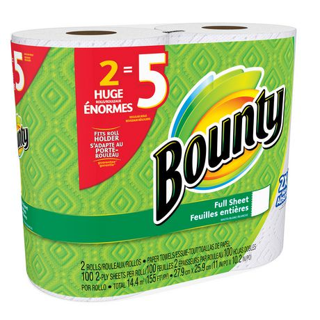 bounty paper towels white. Black Bedroom Furniture Sets. Home Design Ideas