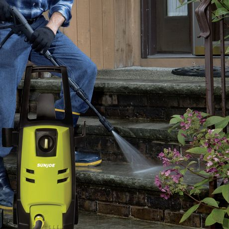 Sun Joe SPX1500 Electric Pressure Washer | 1740 PSI Max | 1.59 GPM | 12-Amp - image 3 of 5