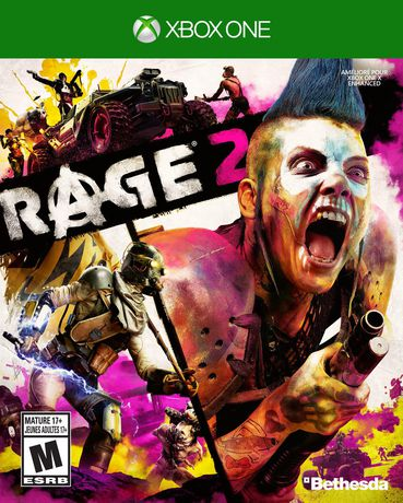 RAGE 2 (Xbox One) - image 1 of 8