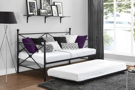 lit de jour et lit gigogne lubin walmart canada. Black Bedroom Furniture Sets. Home Design Ideas