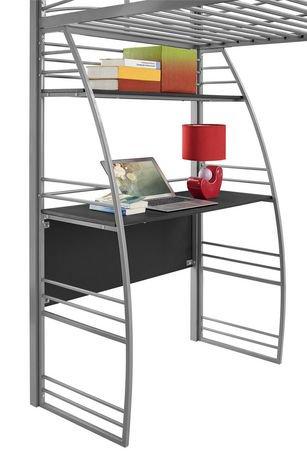 lit mezzanine studio walmart canada. Black Bedroom Furniture Sets. Home Design Ideas