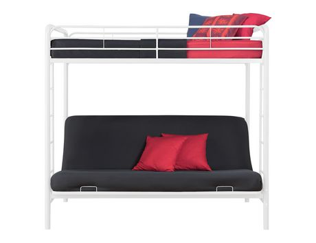 Dhp Twin Over Futon Bunk Bed Walmart Canada