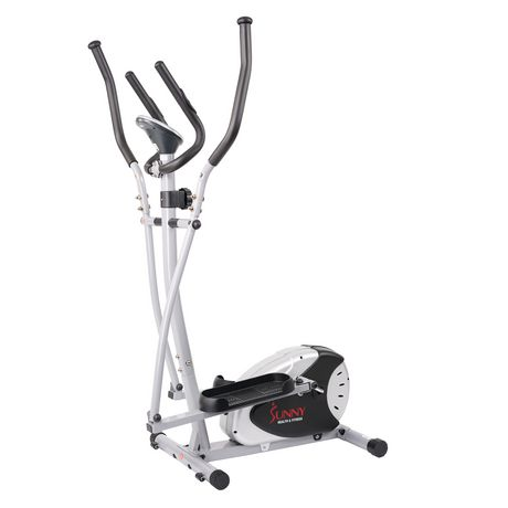 Sunny Health & Fitness SF-E905 Magnetic Elliptical Trainer - image 2 of 8