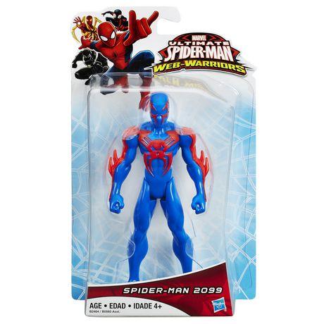 Marvel Ultimate Spider-Man Web Warriors - Figurine Spider-Man 2099 - image 2 de 2