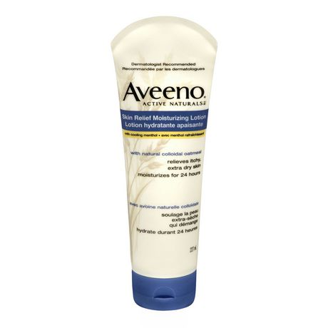 Aveeno® Active Naturals Natural Colloidal Oatmeal Skin Relief Moisturizing Lotion - image 1 of 1