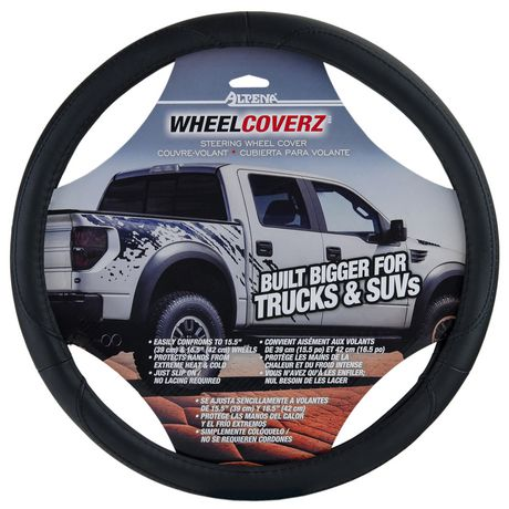 Alpena Truck/Suv Steering Wheel Cover - image 1 of 2