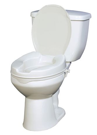 Astonishing Raised Toilet Seat With Lid Cjindustries Chair Design For Home Cjindustriesco