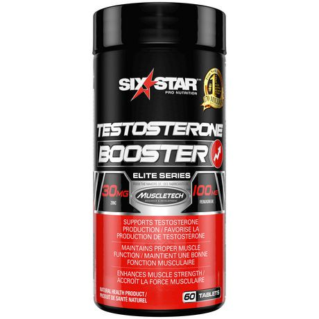 Elite series testosterone booster