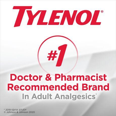 Tylenol® Extra Strength 500mg EZTABS®, 24 Count - image 6 of 6