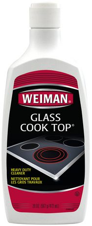 Weiman Cook Top Heavy Duty Cleaner