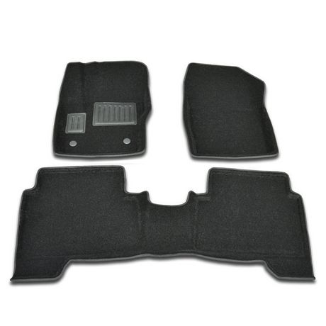 Findway 3d Floor Mats For 2013 2017 Ford Escape C Max