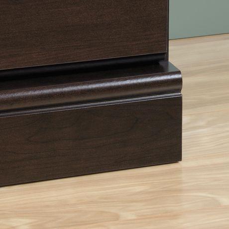 Sauder® Parklane Collection 4-Drawer Chest, Cinnamon Cherry, 424534 - image 3 of 4
