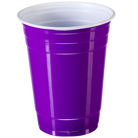 Goodtimes Coloured Plastic Cups - image 2 of 8