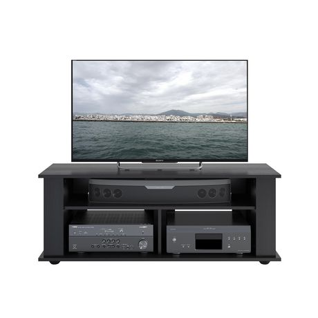 CorLiving Bakersfield Ravenwood Black TV Stand - image 3 of 3
