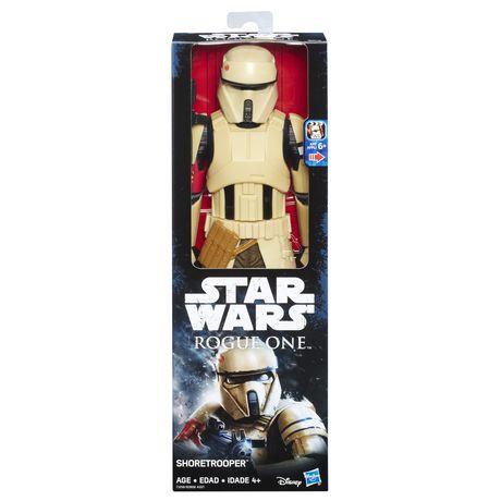 star wars rogue one figurine shoretrooper de 30 cm. Black Bedroom Furniture Sets. Home Design Ideas