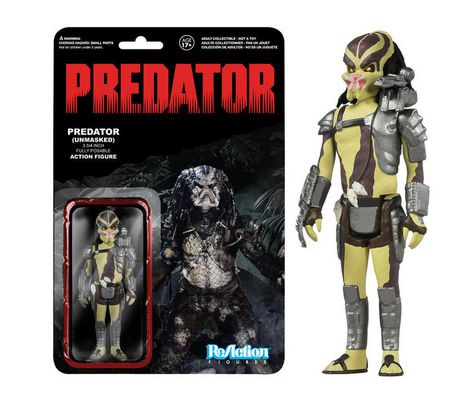 Figurine articulée Predator Closed Mouth ReAction de Funko - image 1 de 1