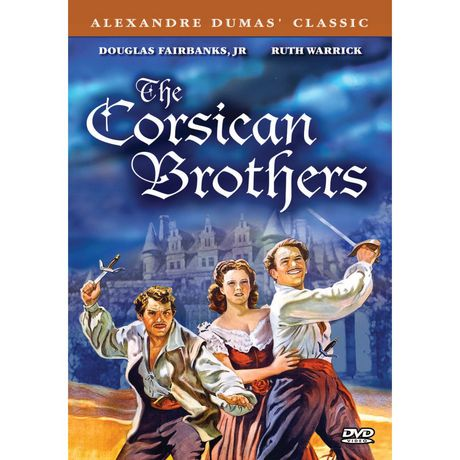 Film The Corsican Brothers (Anglais) - image 1 de 1