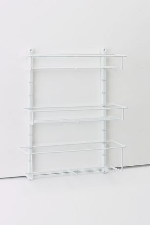 3 Shelf Adjustable Spice Rack