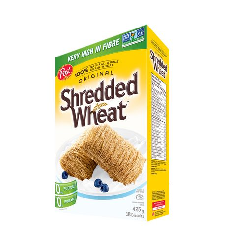 Post Shredded Wheat Big Biscuit - image 1 of 1