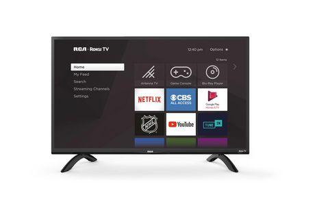 "RCA 32"" Roku Smart 720P TV, RTR3261 - image 1 of 5"