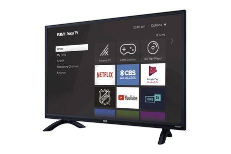 "RCA 32"" Roku Smart 720P TV, RTR3261 - image 2 of 5"