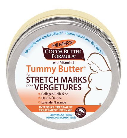 Cocoa butter tummy butter